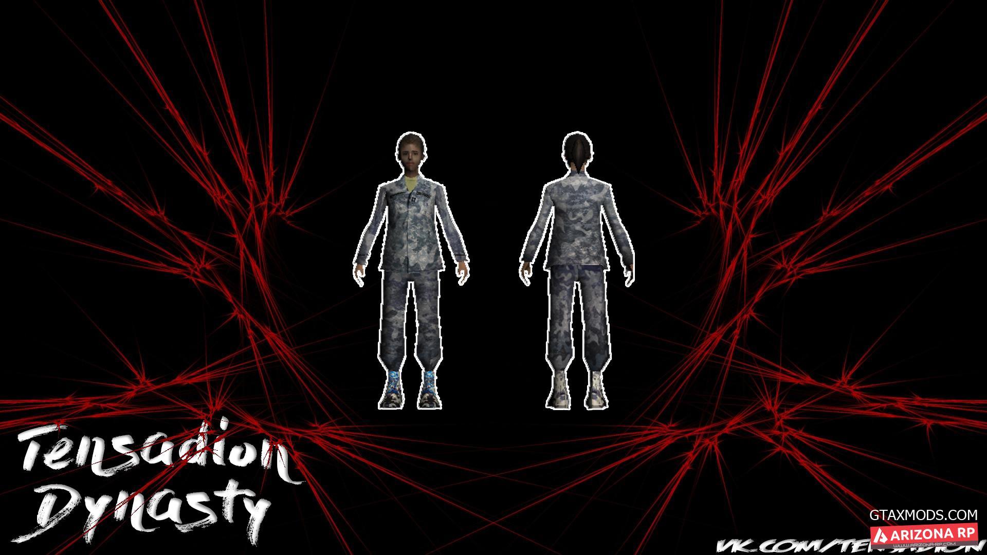 gungrl3 || Tensadion Dynasty