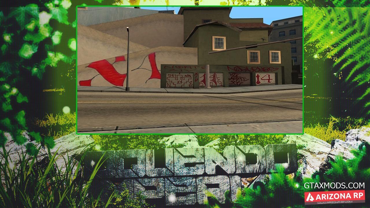 [LQ] Graffity on the street