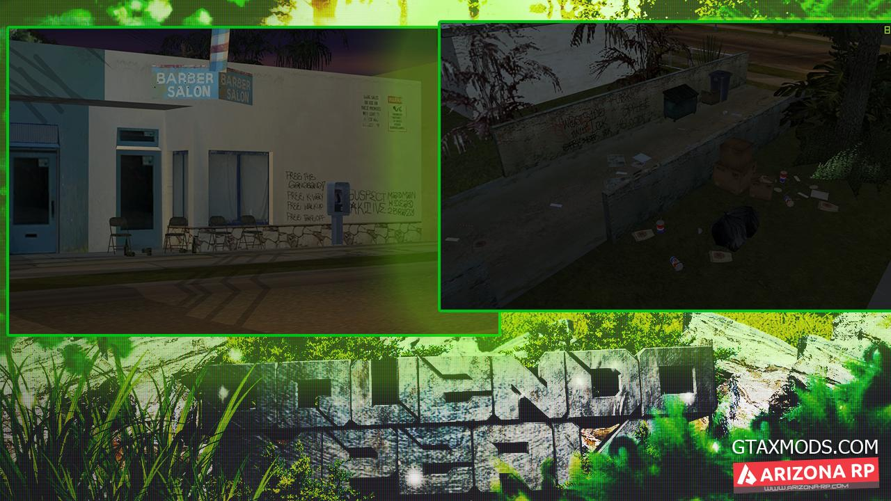 [LQ] Ghetto Mapping