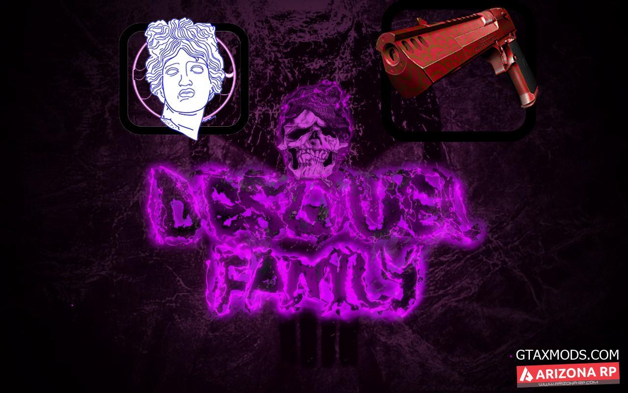 deagle + fist by Desquel Dynasty