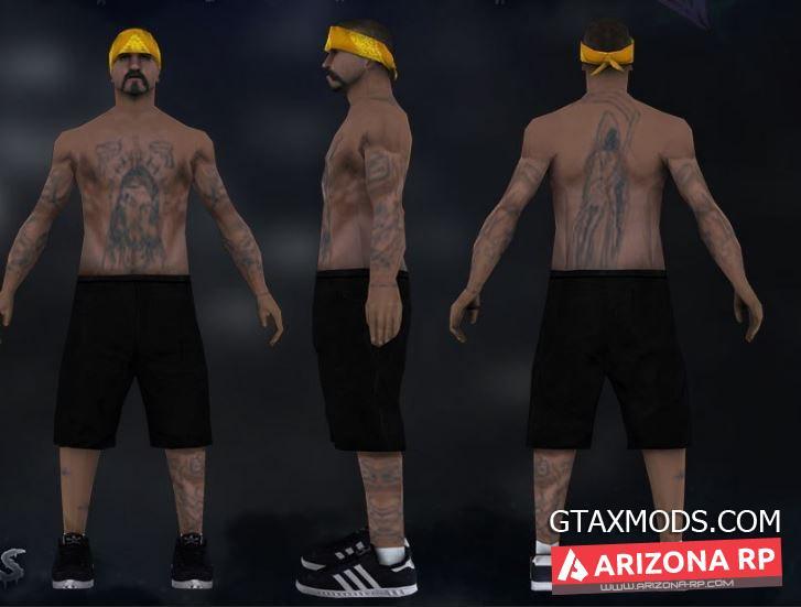 LSV1 skin