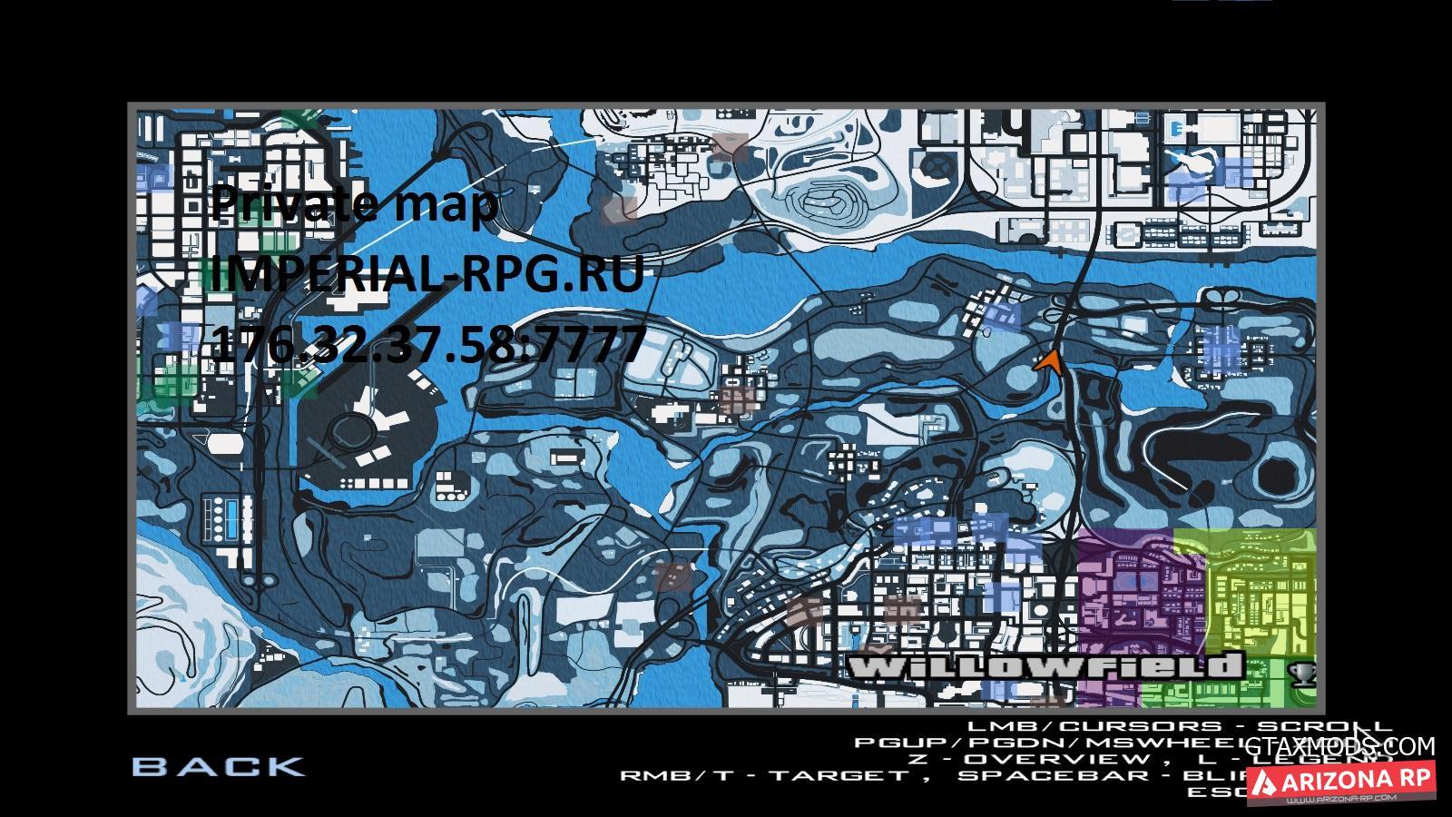 [HD] Высококачественная карта