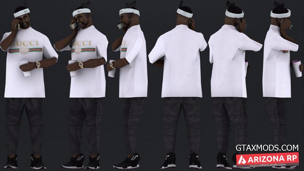 Модник (Gucci | Nike | Bape)