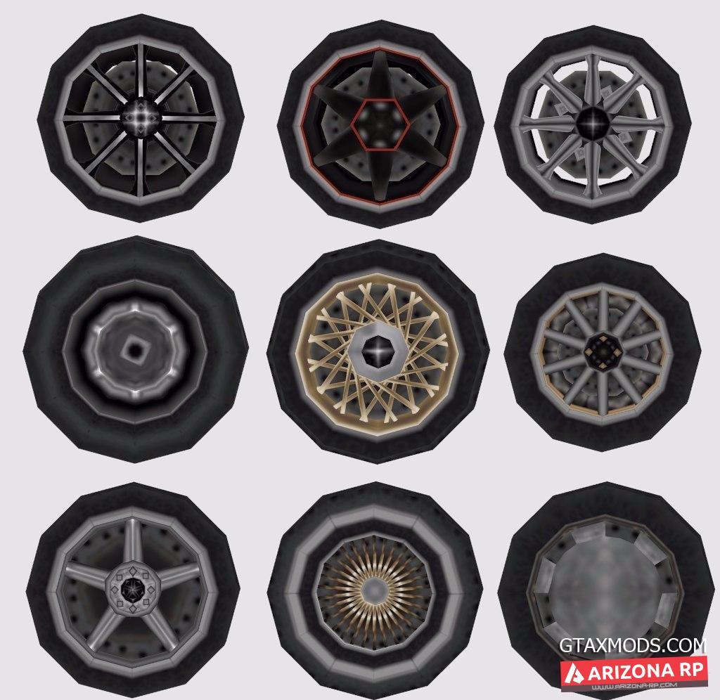 LQ Wheels
