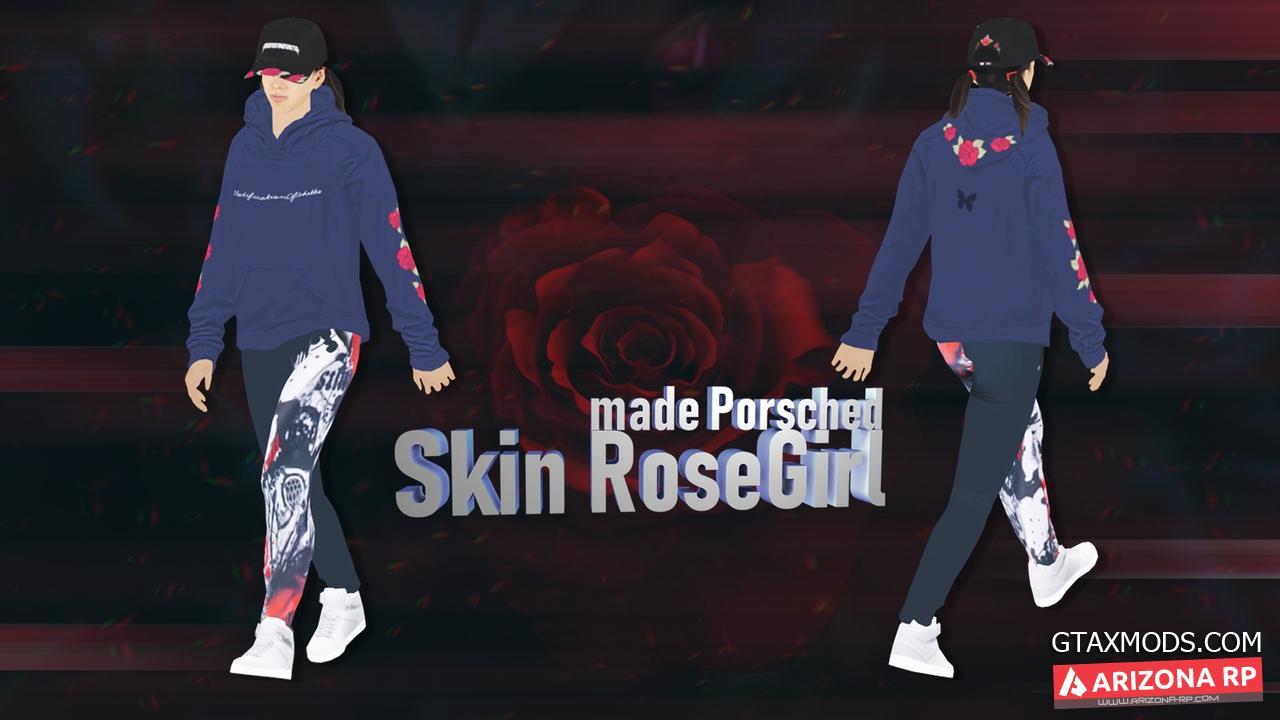 Rosegirl skin.