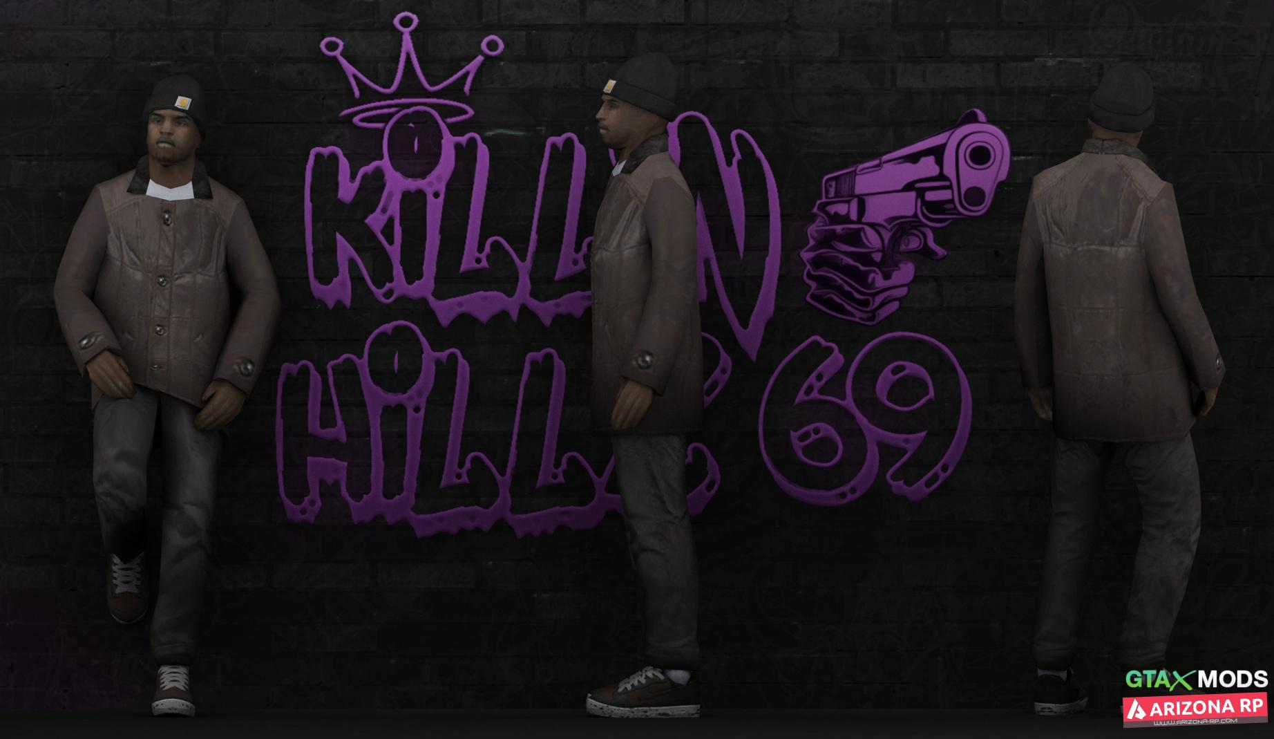 Ghetto Boy | Killin Hillz 69