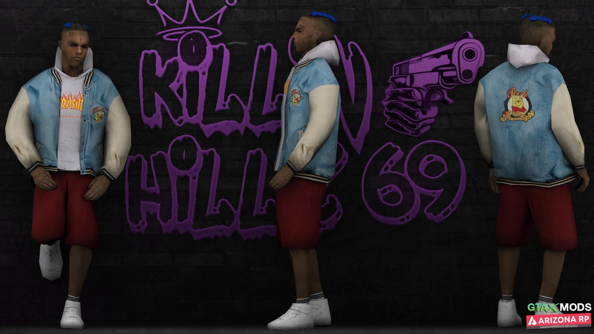 XXXTentacion | Killin Hillz 69