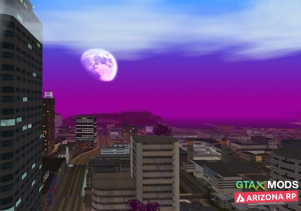HD Луна
