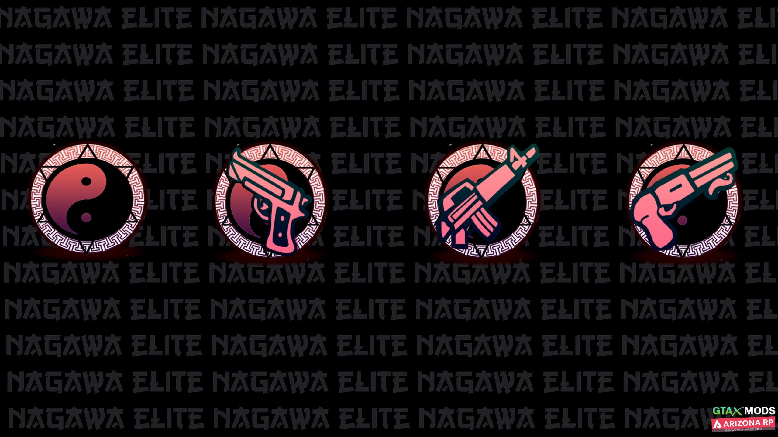 Icons / Nagawa Elite Dynasty