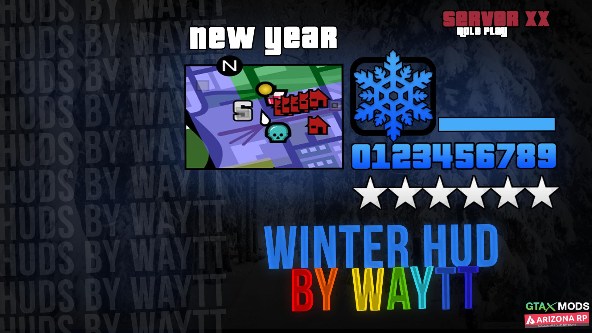 Winter hud by waytt