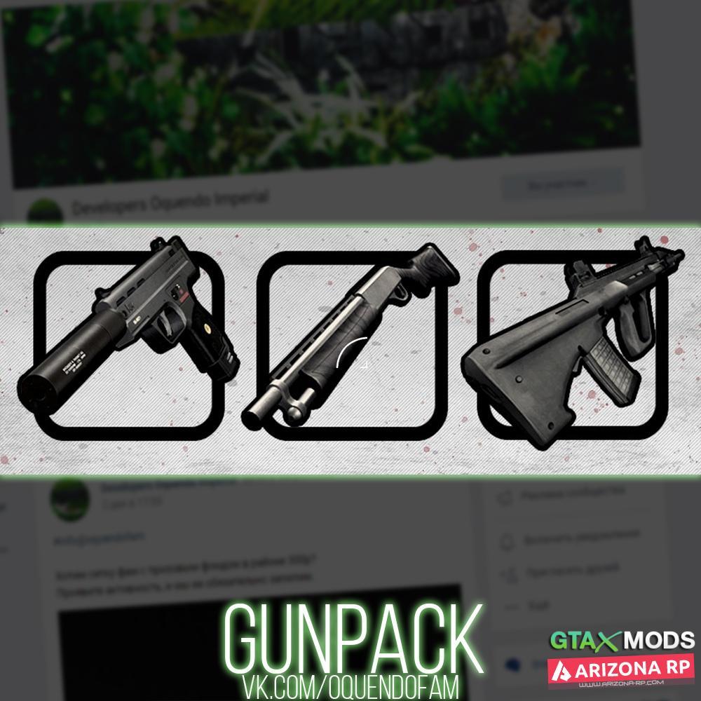 Professional Tools [Gunpack]