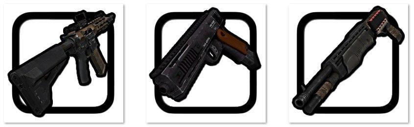 Серьёзный GunPack