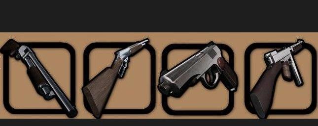 Mafia's GunPack