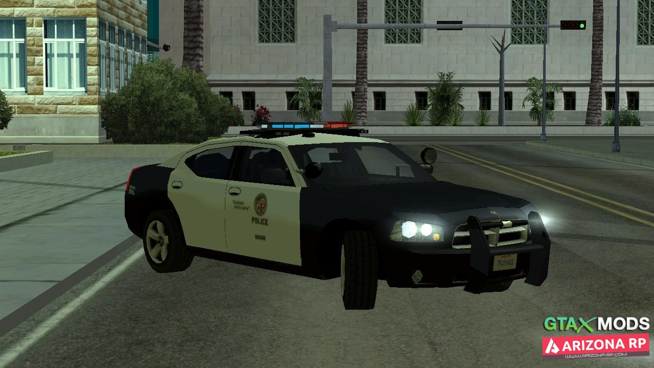 PD Dodge Charger 2008