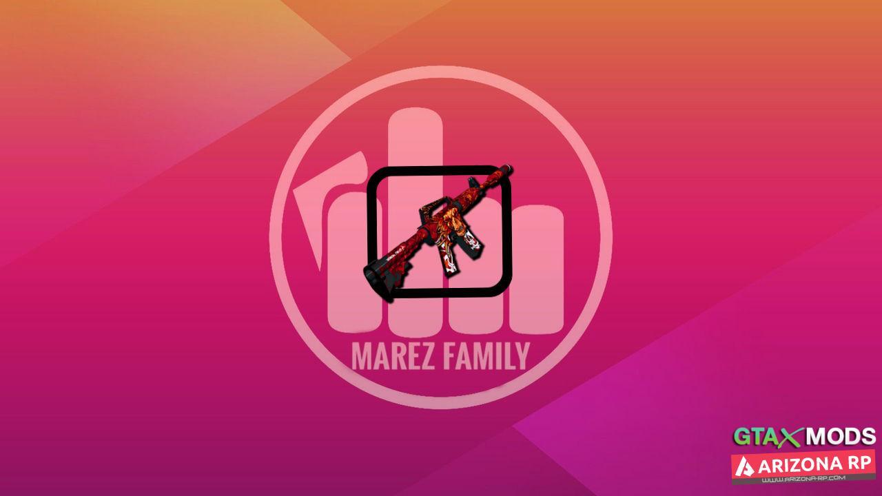 M4 / By MarezFamily