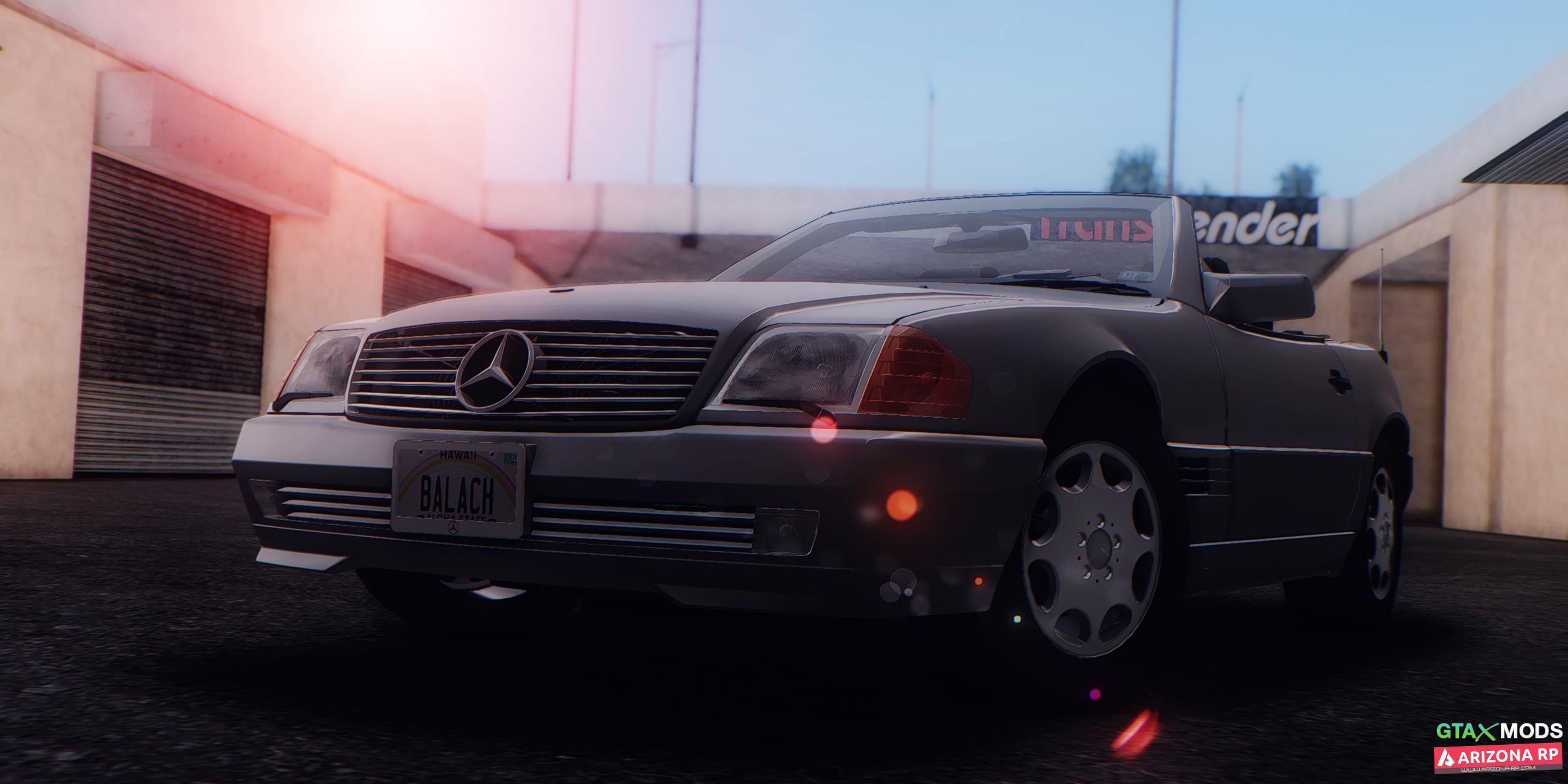 Mercedes-Benz SL-Class (R129) 600SL500SL 1993