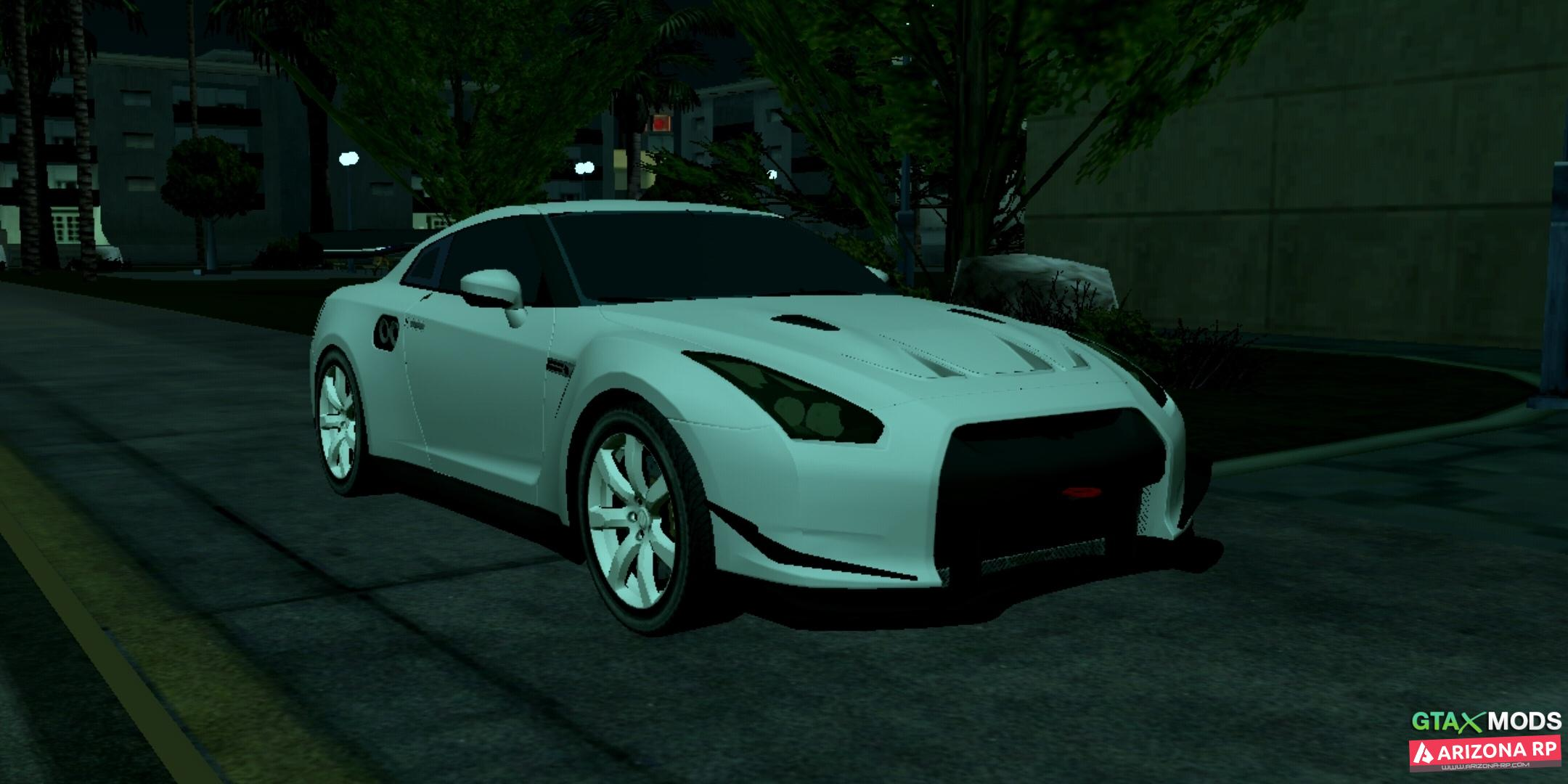 Nissan GT-R (R35) Shift 2 Edition