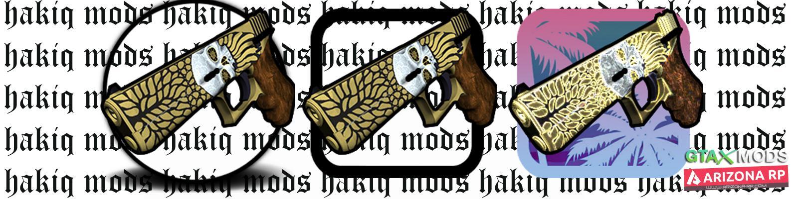 deagle by hakiq mods