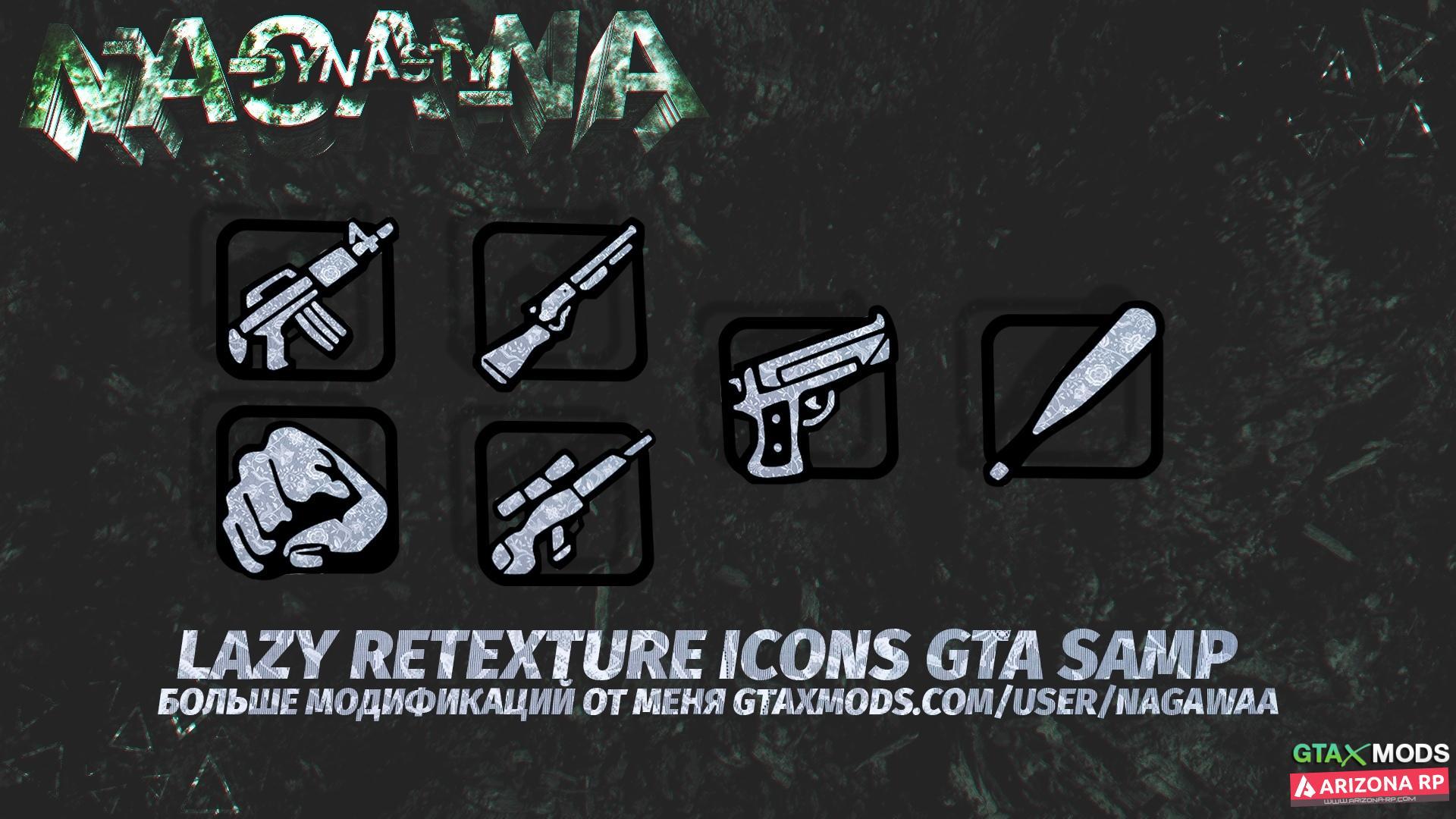 Icons / Nagawa Elite Modding