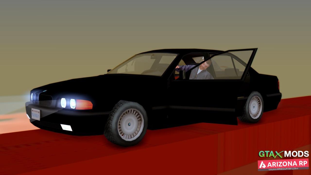 [Sentinel] BMW Sedan