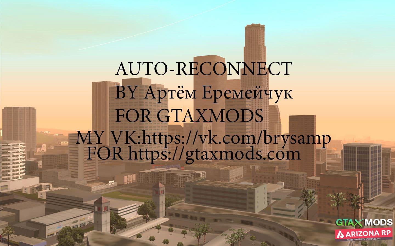 [LUA] Auto_Reconnect v.1.0