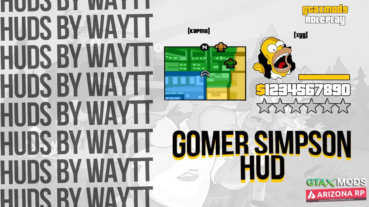 Gomer HUD by Waytt