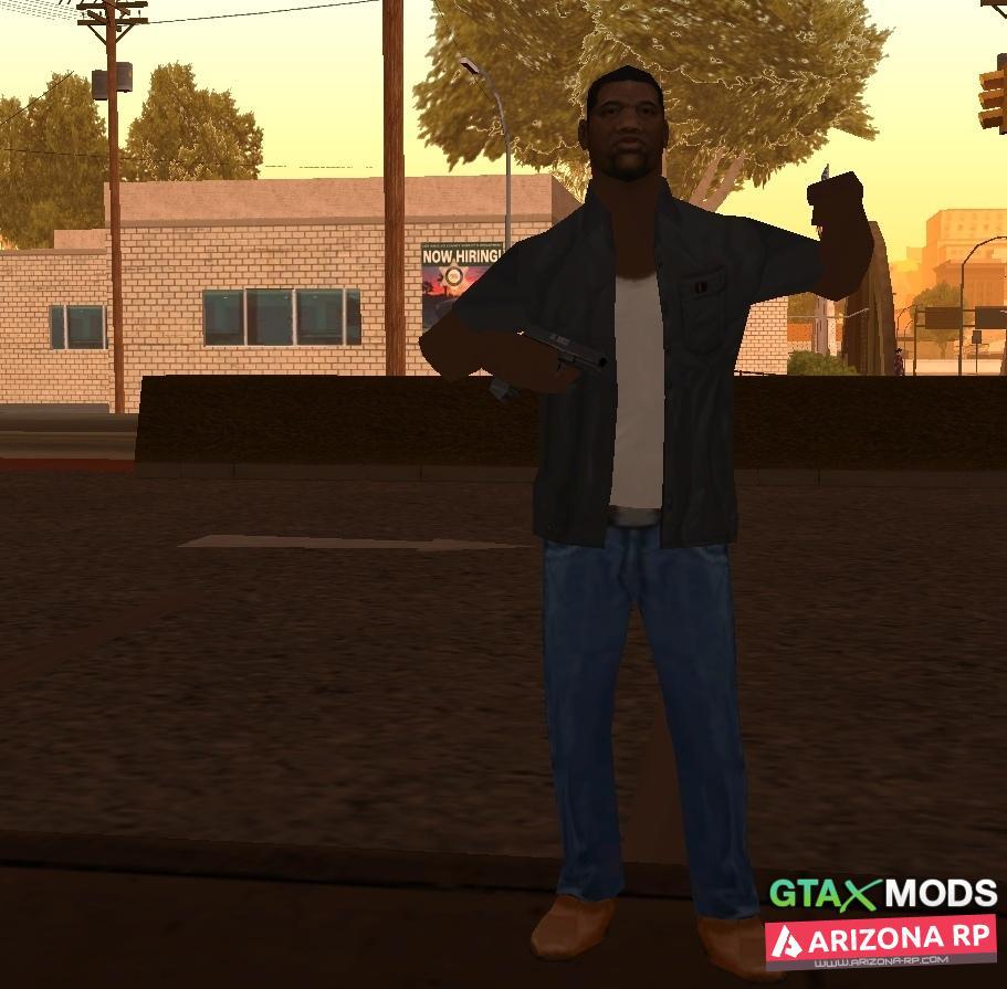 Ghetto Street Nigga