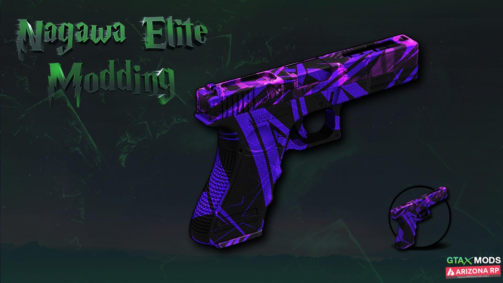 Glock 18 | Riot Pack | Nagawa Elite Modding