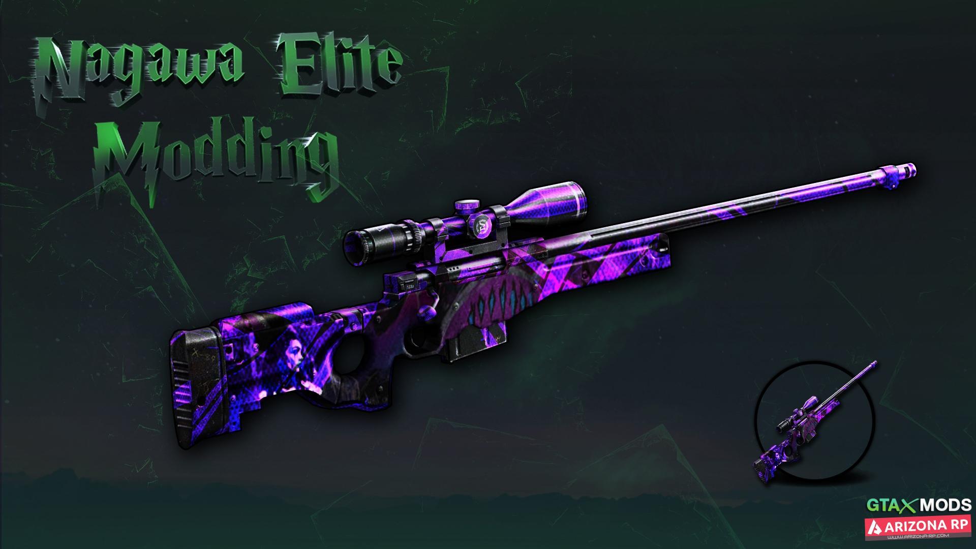 Sniper | Riot Pack | Nagawa Elite Modding