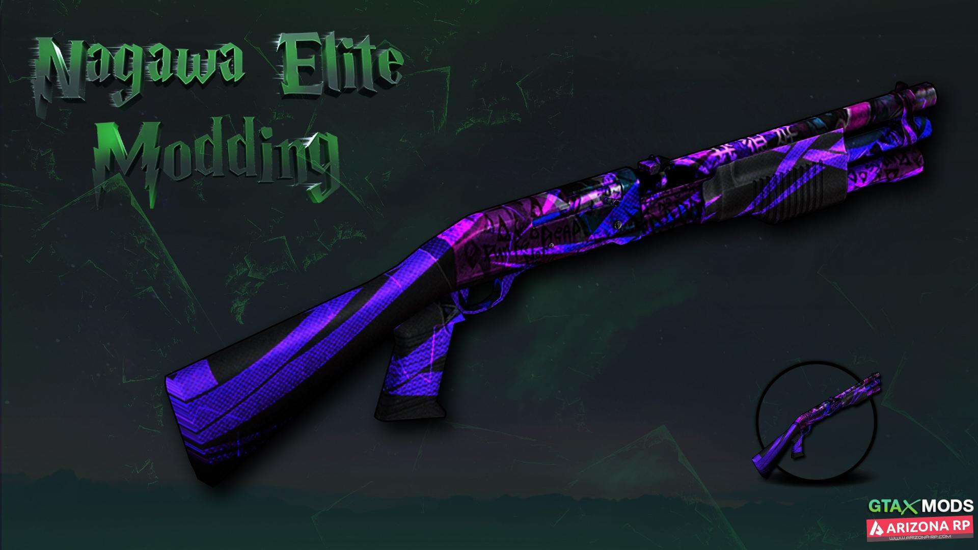 Shotgun | Riot | Nagawa Elite Modding