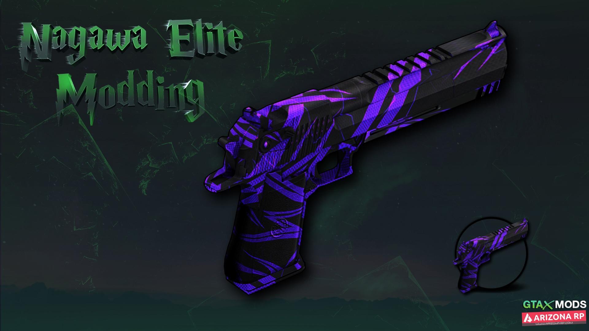 Desert_Eagle | Riot | Nagawa Elite Modding