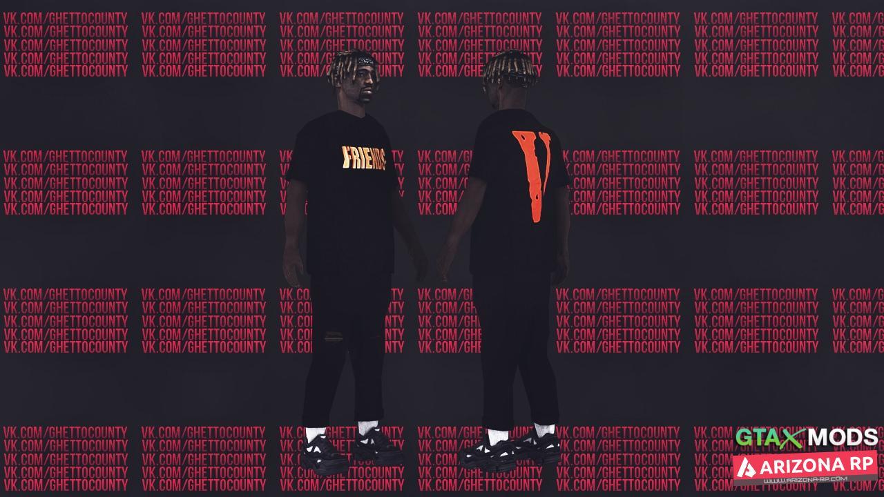 ballas1 | VLONE, Nike, Дреды
