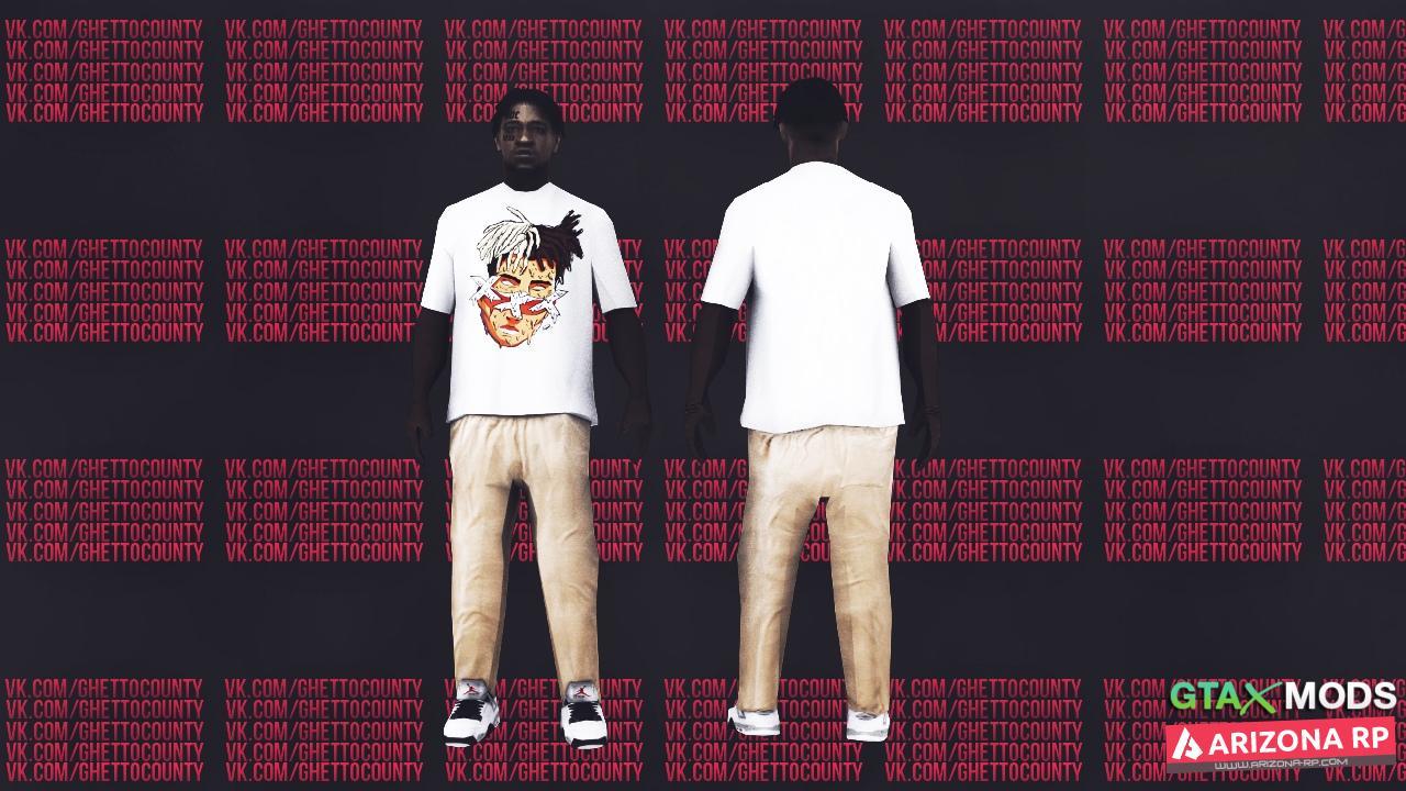 fam2 | XxxTentacion, кроссовки Nike