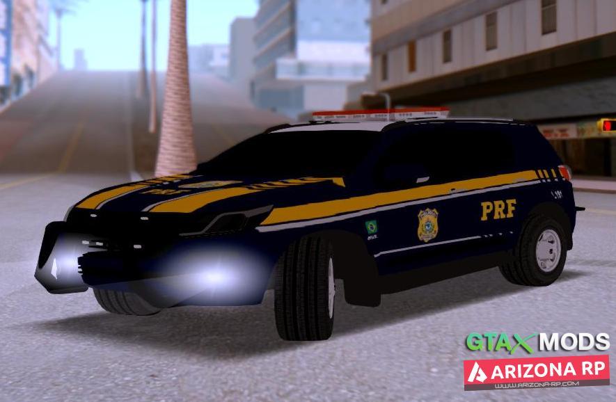 Полицейский SUV