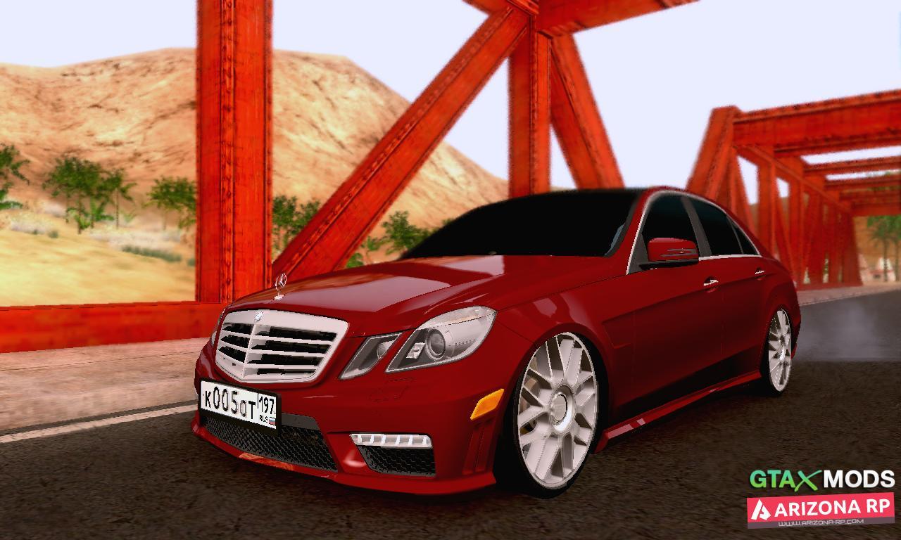 Mercedes-Benz E63 AMG |ArozaMods