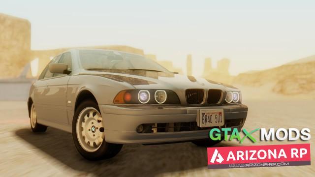 BMW E39 | ArozaMods