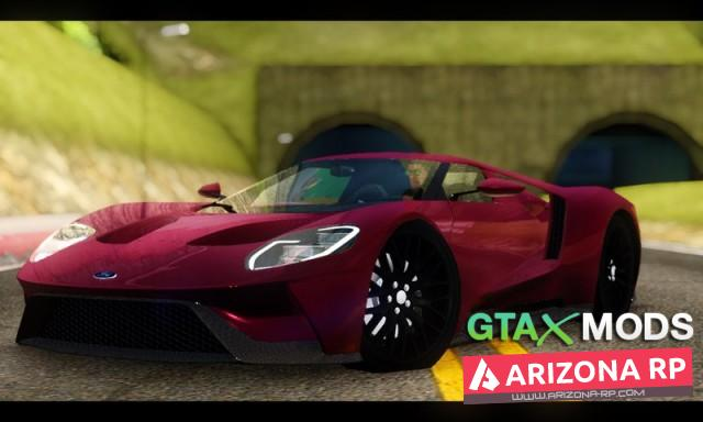 Ford GT | ArozaMods