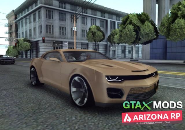 Chevrolet Camaro Dosh   ArozaMods