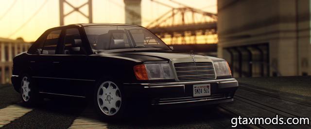 Mercedes-Benz 500E 1992 | ArozaMods
