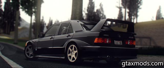 Mercedes-Benz 190E | ArozaMods