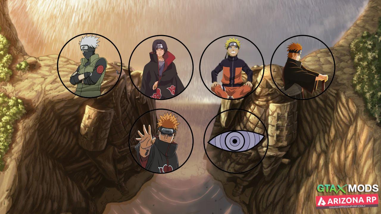 Naruto fists