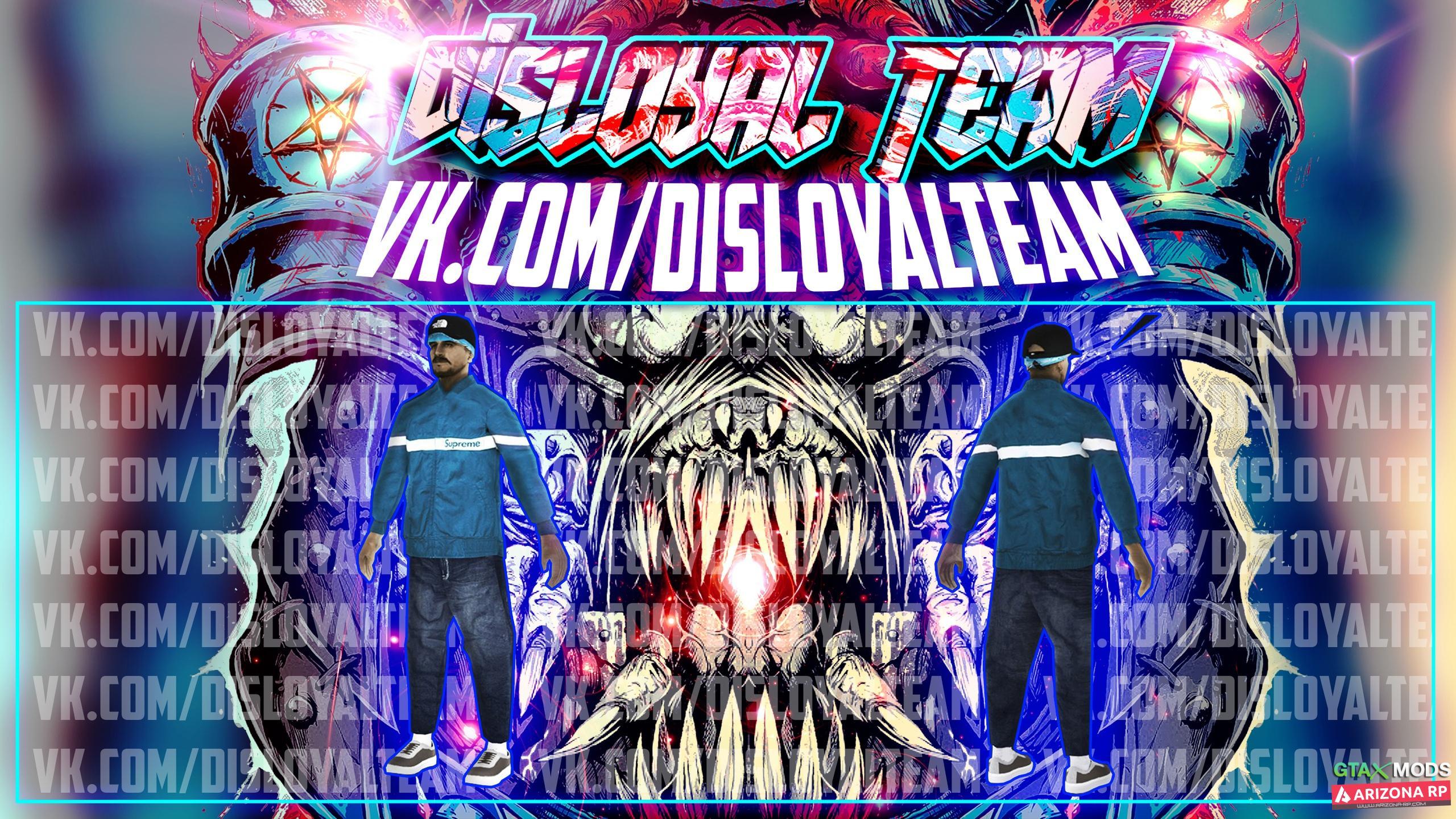 vla3 | Disloyal_Team