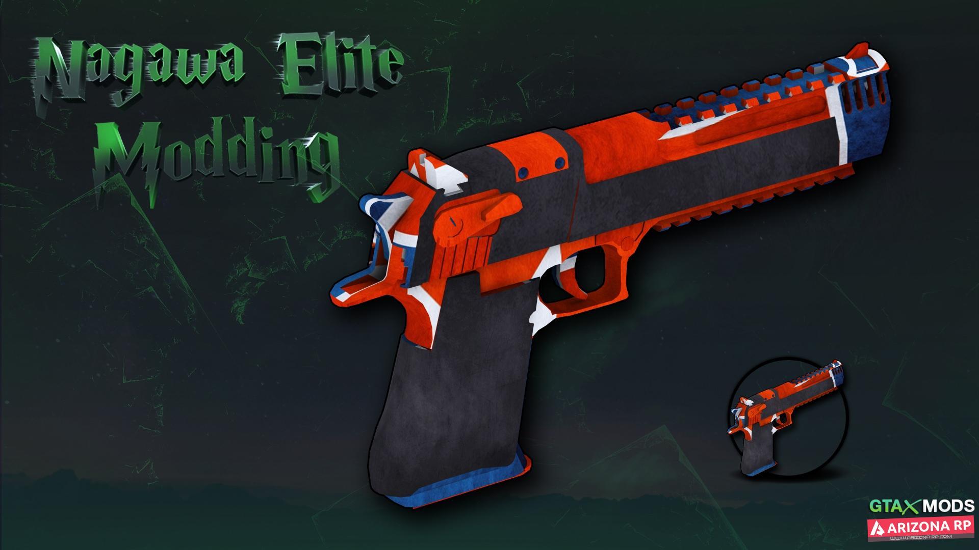 Desert Eagle | Nagawa Elite Modding
