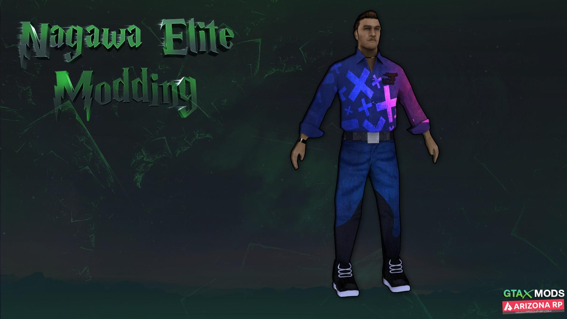 shmycr / Nagawa Elite Modding