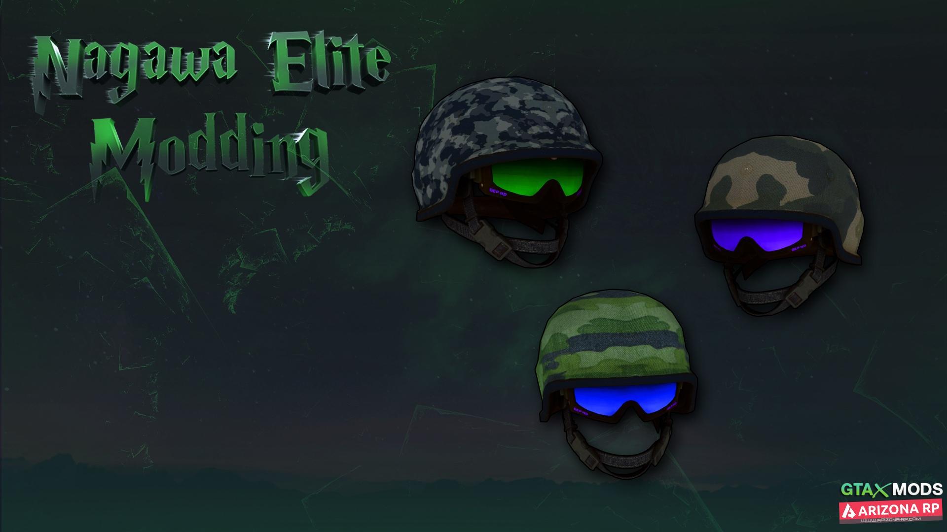 Mask | Королевская битва | Nagawa Elite Modding
