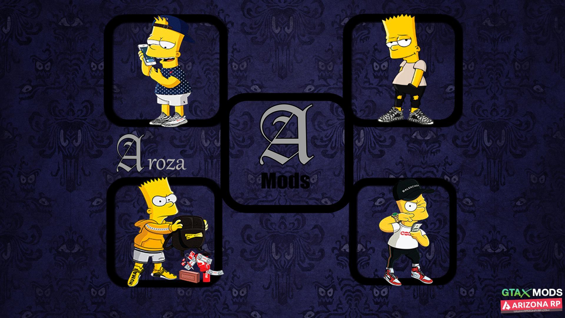 ArozaFists | Bart