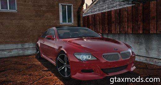 2010 BMW M6 [E63]