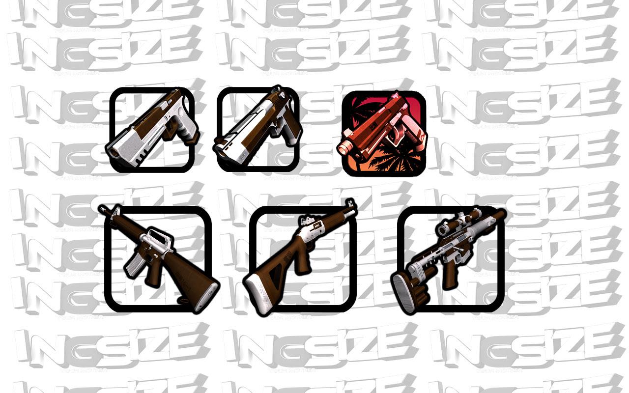 Brown & White GunPack