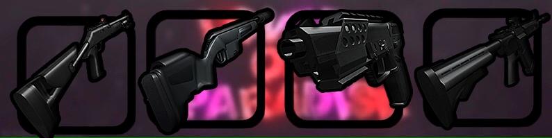 Black GunPack
