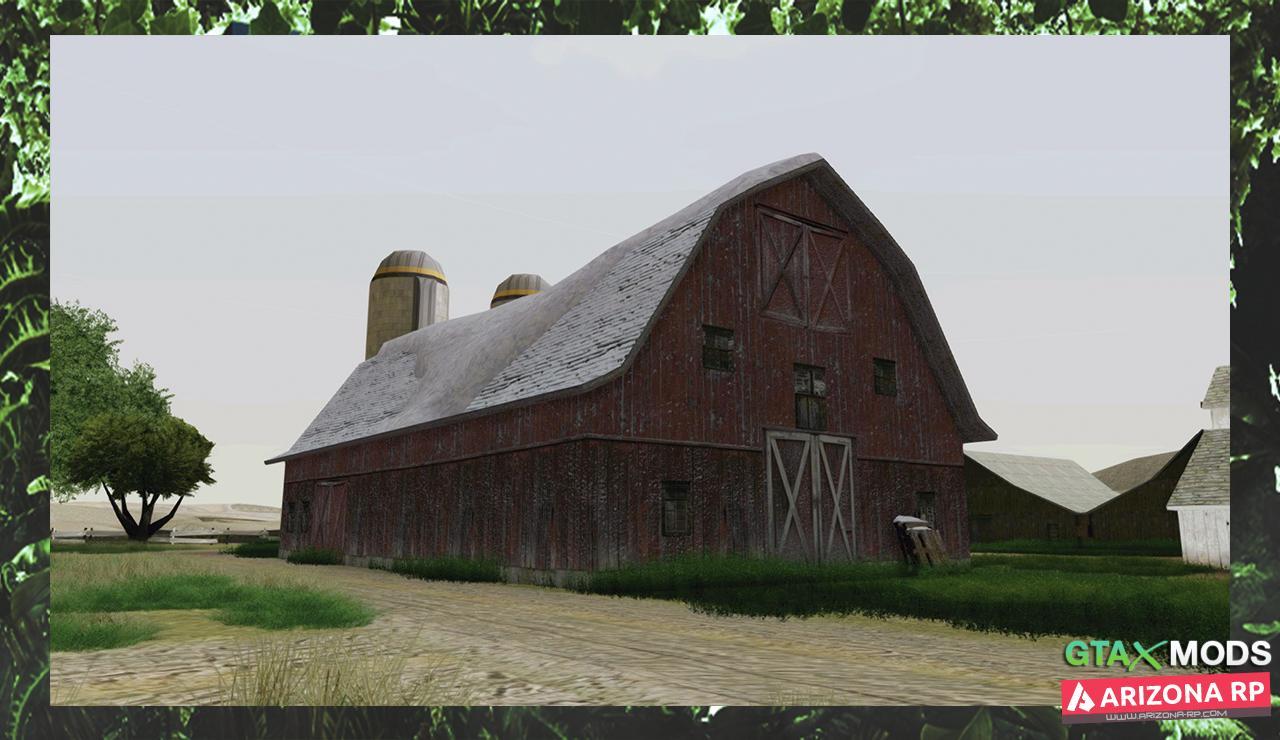 North Yankton Barn | RWTEXTURES